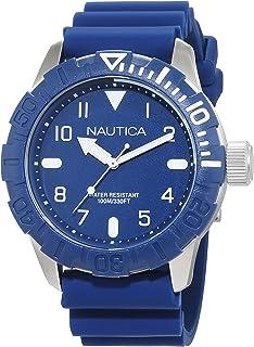 Reloj Analógico para Hombre de Cuarzo con Correa en Silicona 0656086079890