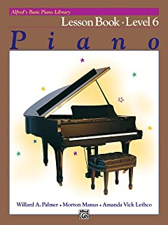 Alfred'S Basic Piano Library Lesson 6