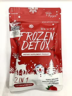 Frozen Detox Dietary Helps Excretory System