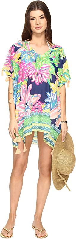 Lilly Pulitzer - Castilla Swim Cover-Up Tunic