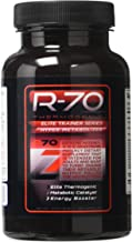 R70 Thermogenic Metabolizer Diet Pill, Weight Loss Pills for All Body Types with Raspberry Ketones, Garcinia Cambogia, Green Coffee and more, All Natural Pure Supplement, 60 count pills