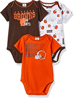 newest 59c56 4dcf9 Amazon.com: cleveland browns baby