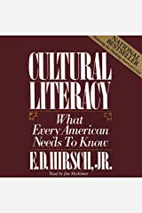 Cultural Literacy: What Every American Needs To Know MP3 CD