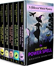 A Hillcrest Witch Mystery Collection: Books 1 - 5