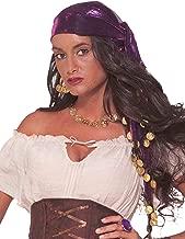 Forum Bohemian Gypsy Fortune Teller Costume Coin Head Scarf