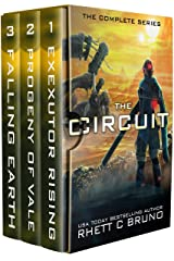 The Circuit: The Complete Series: (A Space Opera Box Set: Books 1-3) Kindle Edition