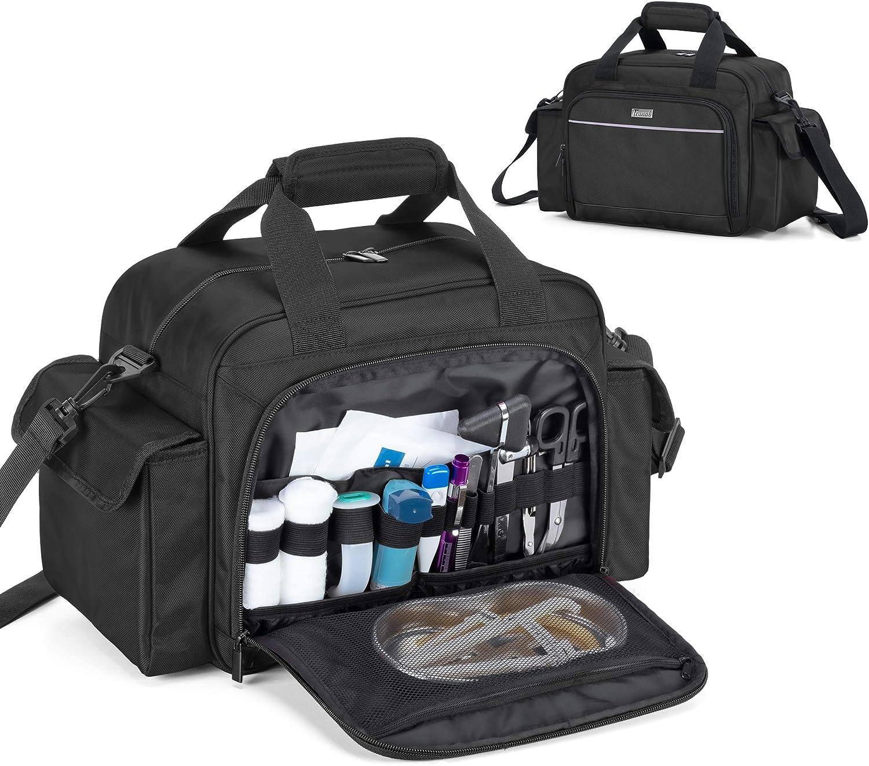 Trunab Home Health Nurse Bag Shipping included Sh trend rank Medical Supplies Empty Portable