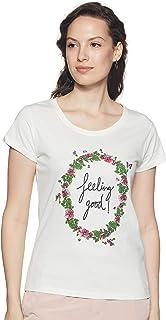 Sugr Women's Slim fit T-Shirt