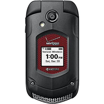 Kyocera DuraXV+ E4520 PTT, Black 4GB (Verizon)
