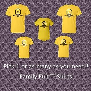 Family Vacation Fun T-shirt Mens Kids Women Unisex Tee