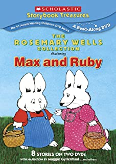 The Rosemary Wells Collection: Scholastic Storybook Treasures