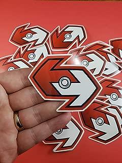 PokeTrade: Valor | Glossy Sticker