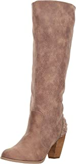 Not Rated Women's Sass It Up Riding Boot