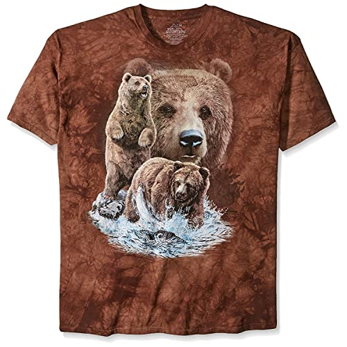 7f91b73050a The Mountain Find 10 Bears T-Shirt