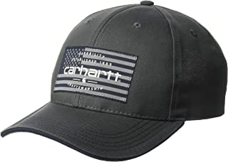 Men's 103524 American Flag Cap