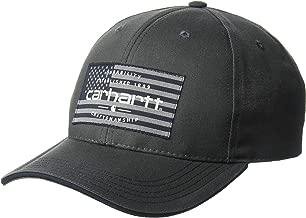Carhartt Men's 103524 American Flag Cap