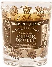 Świeca zapachowa, 200 g, 50 godzin, zapach Crème Brûlée