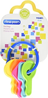 The First Years Learning Curve First Keys Teether