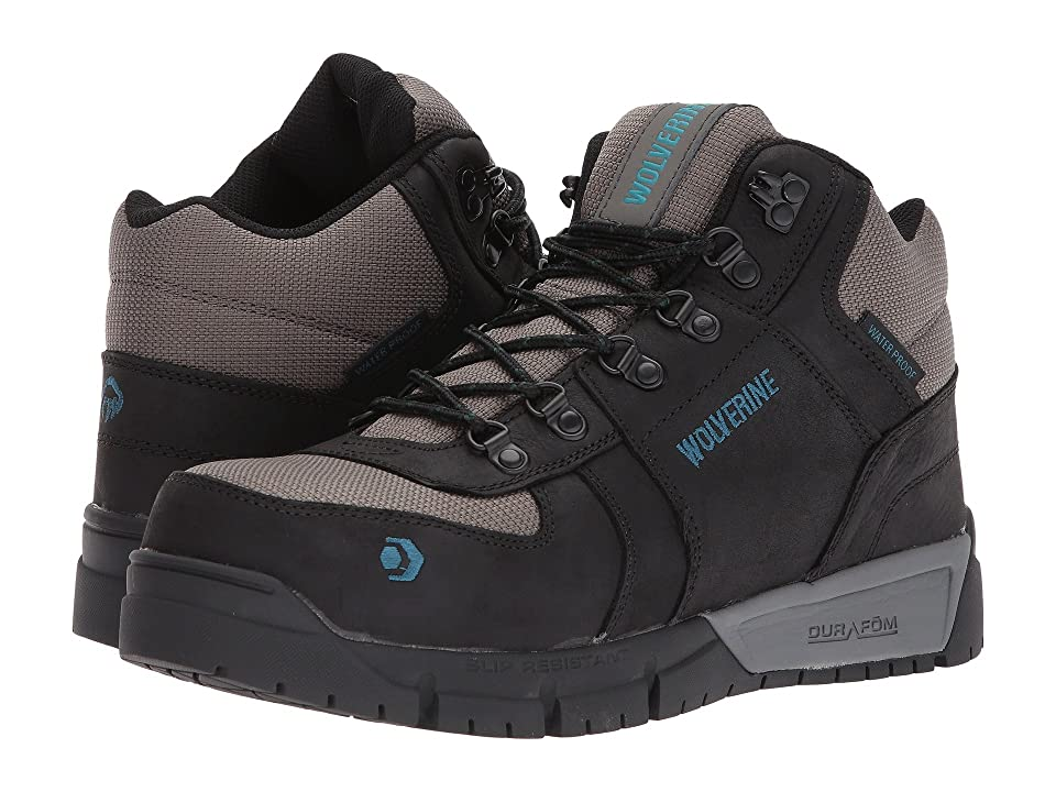 Wolverine Mauler Hiker CarbonMAX Boot (Black) Men