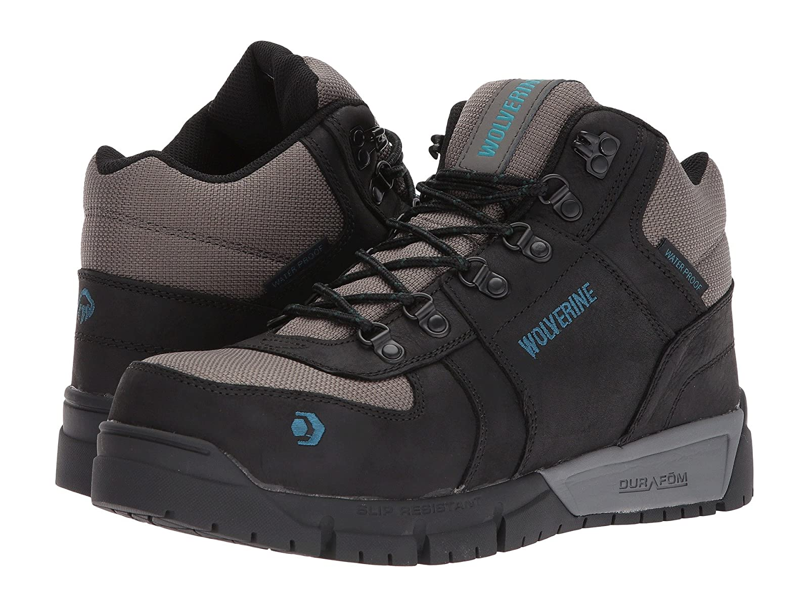 Wolverine Mauler Hiker CarbonMAX BootEconomical and quality shoes