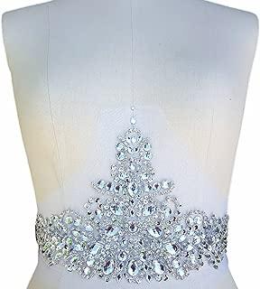 sew on wedding dress embellishments