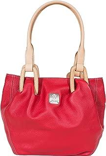 Abri Italian Tote Bag, Leather Handbag