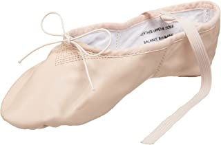 capezio leather cobra ballet slipper