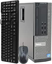 Dell OptiPlex SFF Desktop Computer, Intel Core i5 3.10GHz...