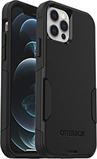 Otterbox Commuter Case for iPhone 12 and iPhone 12 Pro - Black 77-65405