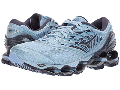 Mizuno Wave Prophecy 8 (Angel Falls/Graphite) Women