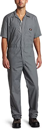 Dickies Mens Short-Sleeve Coverall