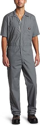 Dickies Mens Short-Sleeve Coverall
