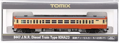 J.N.R. Diesel voiture Type Kiha23 (T) (Model Train)
