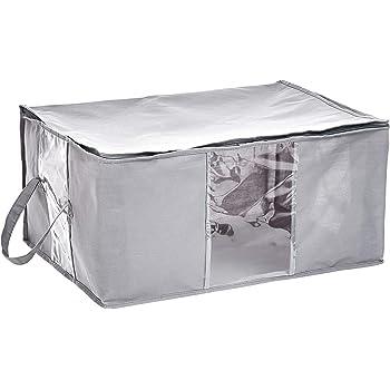 Amazon Basics Zippered Storage Bag with Window