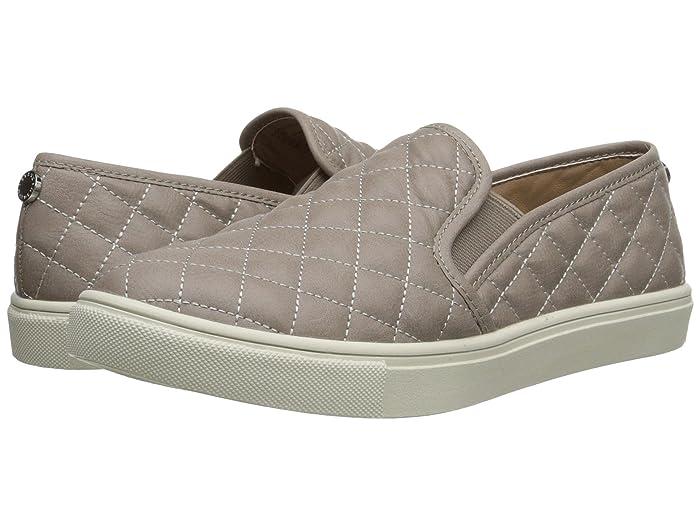Steve Madden Ecentrcq Sneaker (Grey) Women's Slip on  Shoes