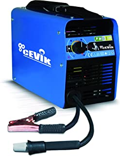 Cevik CE-SKI115 - Equipo de Soldadura 80 A. Electrodos de 1,6