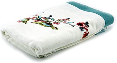 Lenox Simply Fine Chirp Bath Towel, Multi-Color