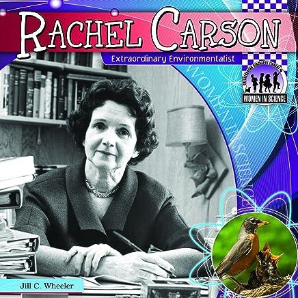 Rachel Carson: Extraordinary Environmentalist (Checkerboard Biography Library: Women in Science)