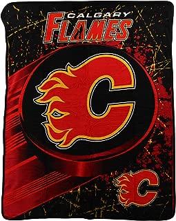 The Northwest Company NHL Puck Dash Super Soft Plush Throw Blanket