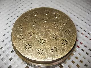Spaghetti Bronze Pasta Die TR95 2.1mm