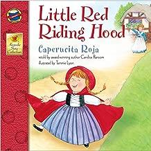 قلنسوة Little باللون الأحمر ركوب الدراجات النارية ، درجات–3عبوات: caperucita roja (للاحتفاظ به Stories) (إصدار و الإسبانية باللغة الإنجليزية)