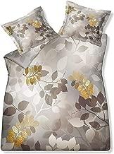 Vandyck Satin 1 Duvet Cover, 240 X 220 Cm Plus 2 Pillow Cases, 50 X 75 Cm - Beige