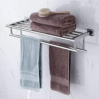 Best double shelf train rack Reviews