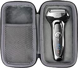 co2crea Hard Travel Case for Panasonic Arc5 Electric Razor Men's Shave ES-LV65-S