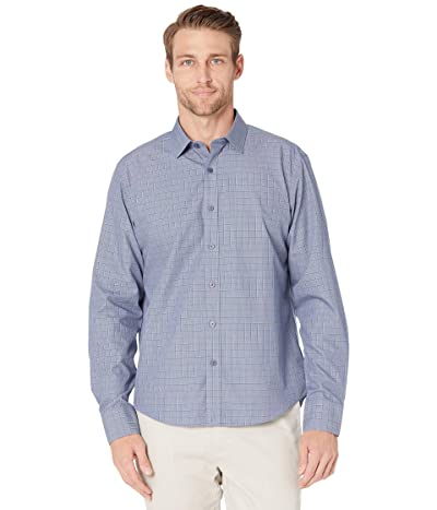UNTUCKit Wrinkle Free Ontanon Shirt (Blue) Men