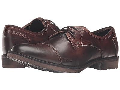 Bed Stu Repeal (Teak Rustic Leather) Men