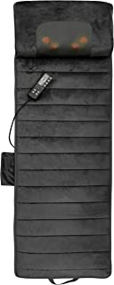 homedics massage mat with heat