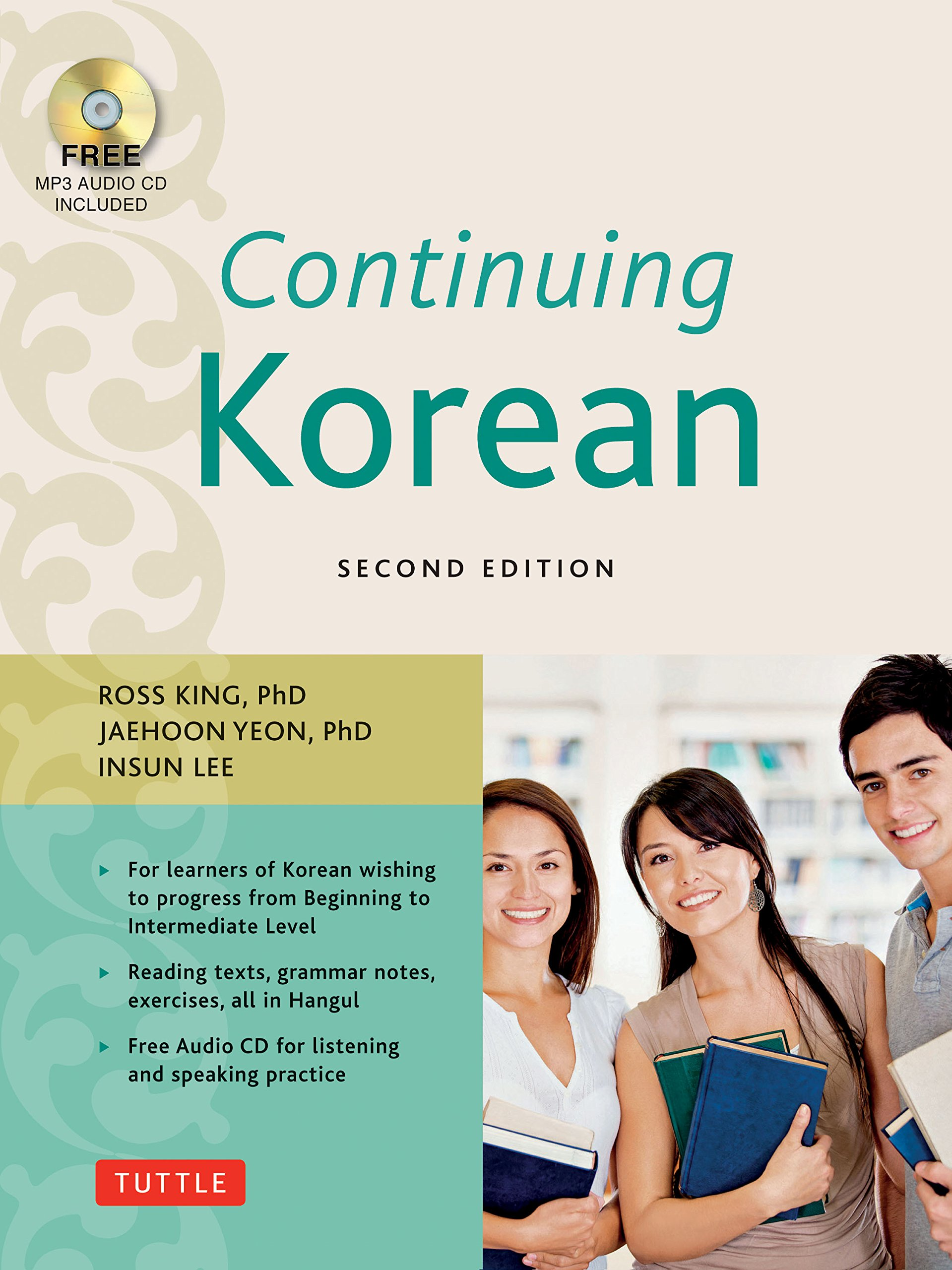 Image OfContinuing Korean: Second Edition (Includes Audio CD)