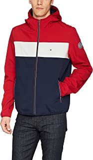 f770d934cbf Tommy Hilfiger Men s Hooded Performance Soft Shell Jacket