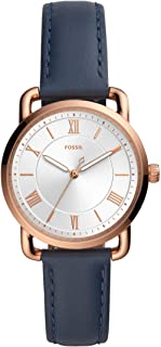 Fossil Women's Copeland Stainless Steel Quartz Watch